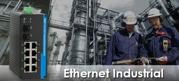 Ethernet Industrial - Soluciones de Voz, Datos y Seguridad